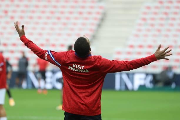 FRA: OGC Nice v Paris Saint-Germain - Ligue 1