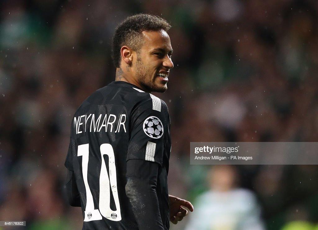 Celtic v Paris Saint Germain - UEFA Champions League - Group B - Celtic Park : News Photo