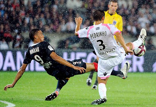 Paris Saint-Germain\'s striker Guillaume Pictures   Getty Images