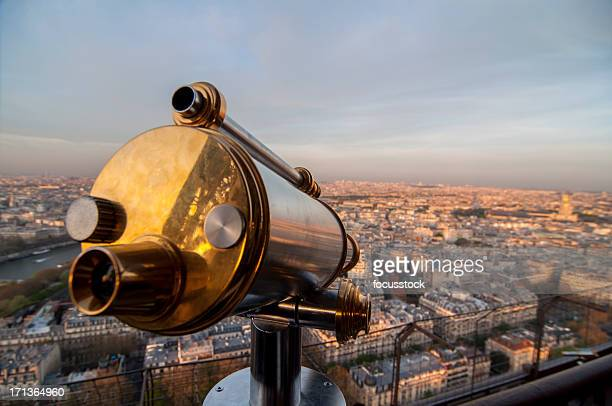 Paris - Sightseeing Telescope