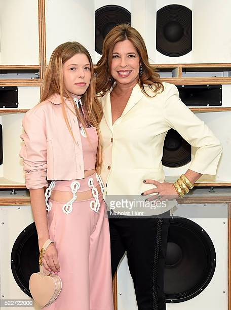 Paris Starn and director of the Brooklyn Museum Anne Pasternak attend The 2016 Brooklyn Museum Artists Ball Honoring Stephanie and Tim Ingrassia on...