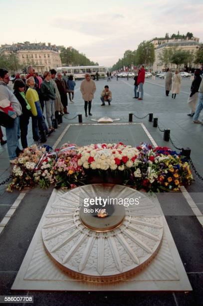 Paris Tomb of Unknown Soldier