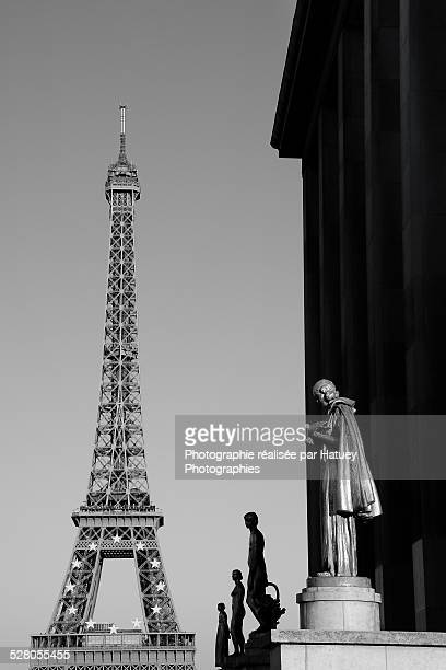 "paris, tour eiffel - ""hatuey photographies"" photos et images de collection"