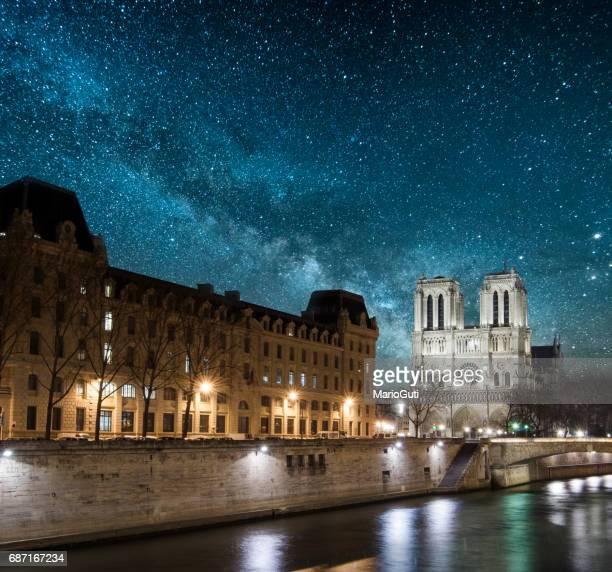 Paris sous les étoiles