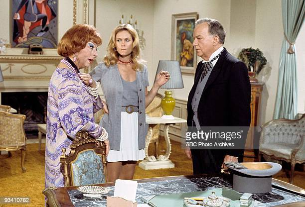 BEWITCHED 'Paris Witches Style' 10/20/71 Season 8 In Paris Endora zaps up a fake Darrin to appease an irate Maurice who is angry because they did not...