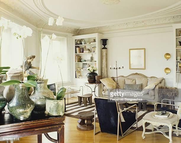 Parisian Apartment Chic