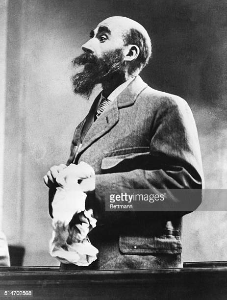 Parisian Bluebeard The story of Henri Desire Landru guillotined in 1933 culminated a bizarre career in which bone fragments of his woman victims were...