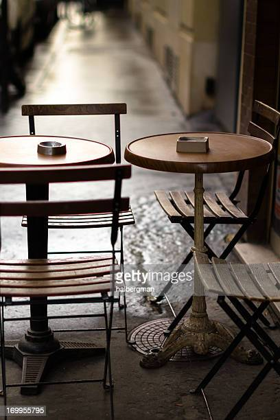Parisian Cafe Table