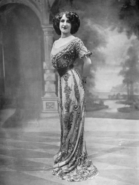Parisian Gown