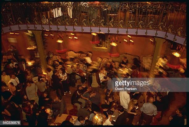 Parisian Nightclub