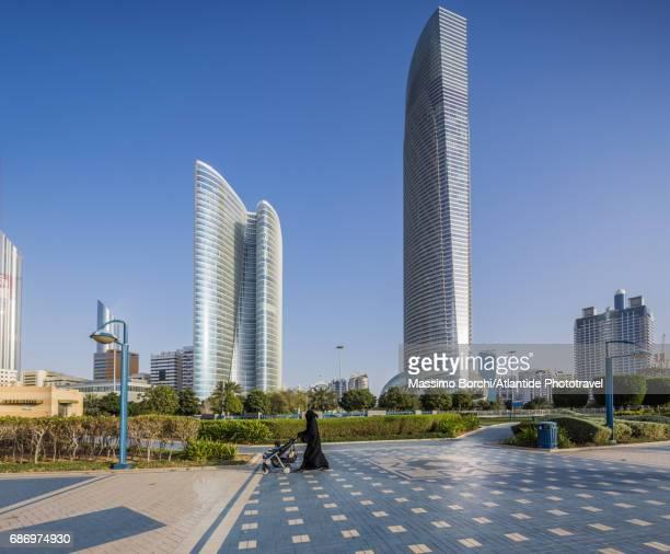 Park along The Corniche