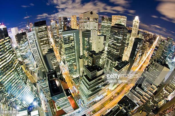 Park Avenue & 53rd Street, New York City