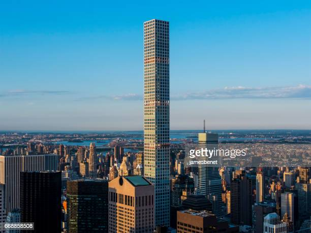 432 park avenue apartments new york - avenue stock pictures, royalty-free photos & images