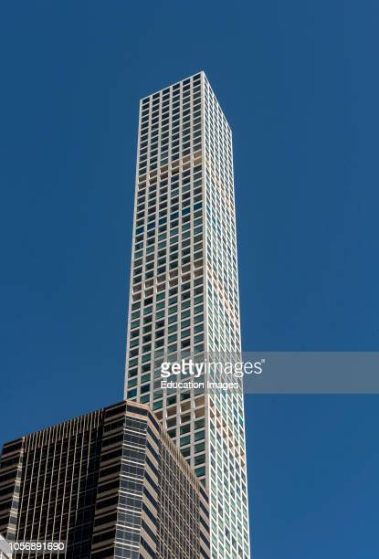 432 Park Avenue Building residential skyscraper in Manhattan New York City USA