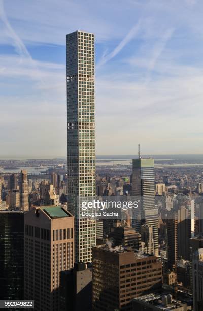 432 Park Avenue is a residential skyscraper, New York , New York , USA