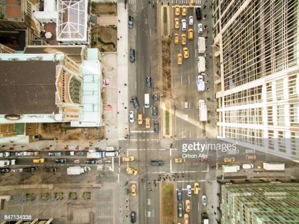 公園 avenue (ニューヨーク市) - パークアベニュー ストックフォトと画像