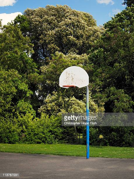 Park Basketball Hoop