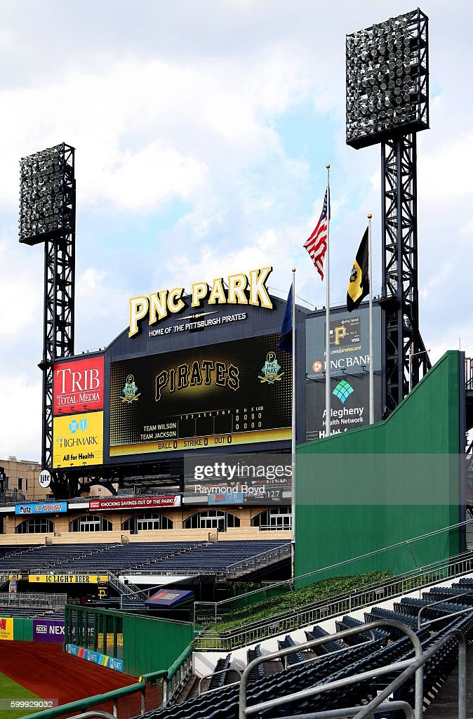 Pittsburgh Cityscapes And City Views : News Photo