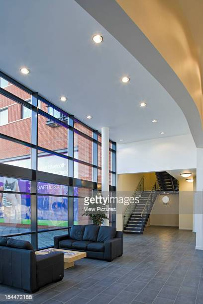 Park Central Apartments, Chelmsford, United Kingdom, Architect Dla Architecture, 53 Park Central Apartments Reception To Apartments