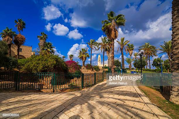 Park in Old Jaffa