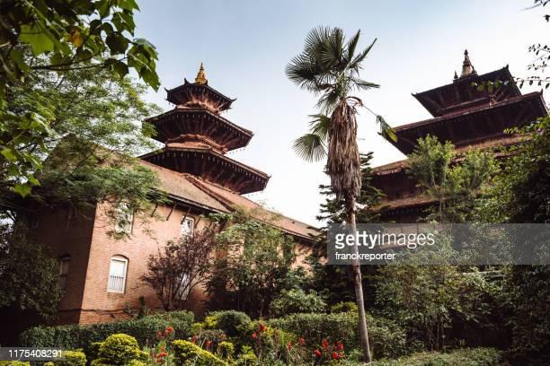 パタン, カトマンズ, ネパールの公園 - バクタプル ストックフォトと画像