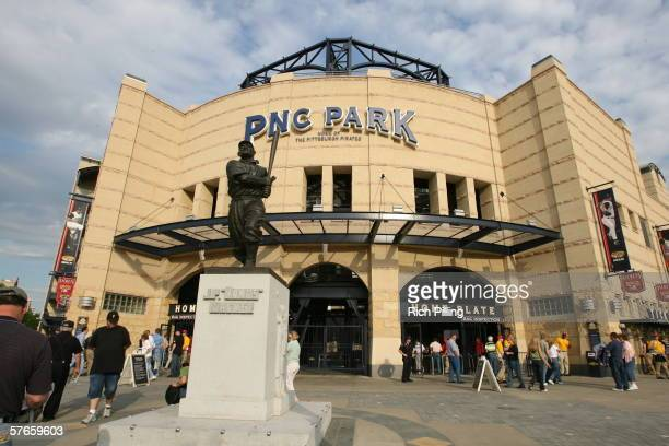 Park in Pittsburgh Pennsylvania on May 10 2006 The Diamondbacks defeated the Pirates 74