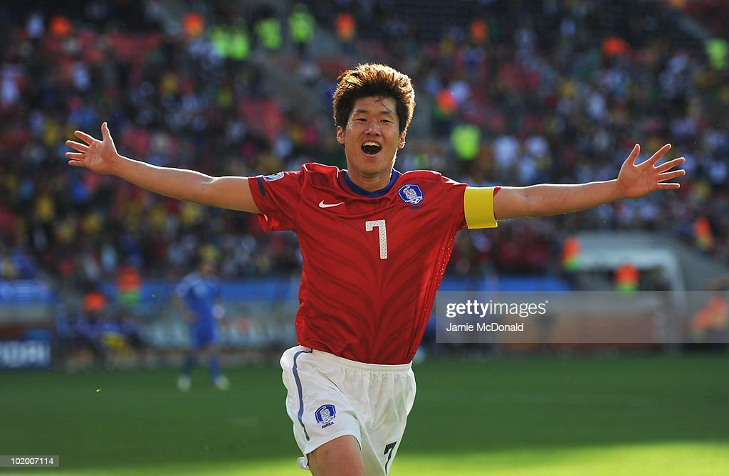 South Korea v Greece: Group B - 2010 FIFA World Cup