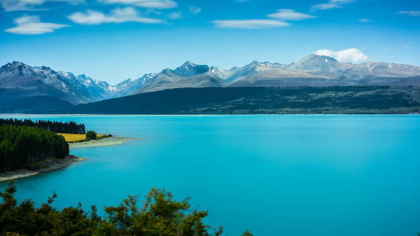 Park Mount Cook Of New Zealand -