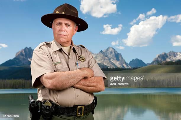 Park Ranger Porträt