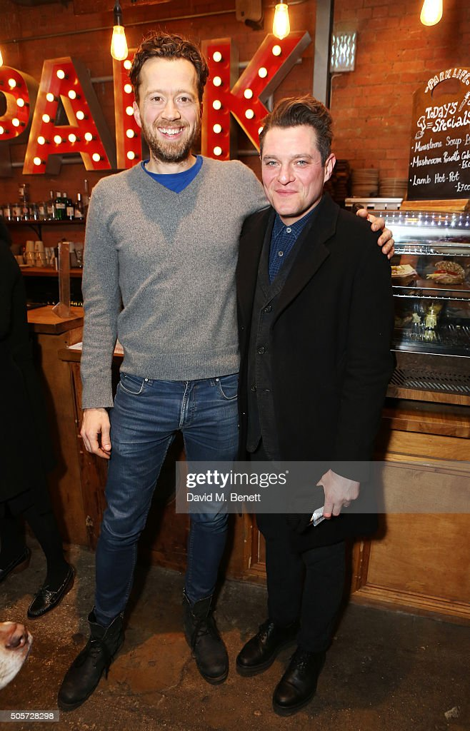 """""""4000 Days"""" - Press Night - After Party"""