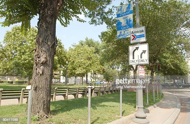 Park which missing intern Chandra Levy is reported to have frequented.