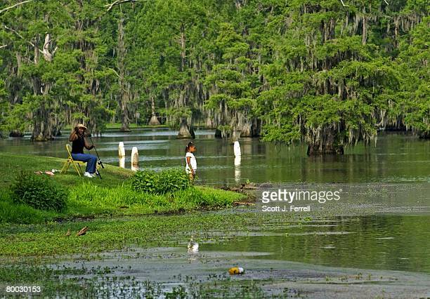 About an hour east of Shreveport, Lake Bistineau is popular for bass fishing and camping. It is in the northeastern corner of Louisiana's 4th...