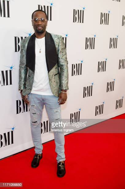 Parker attends the 2019 BMI RB/HipHop Awards on August 29 2019 in Sandy Springs Georgia