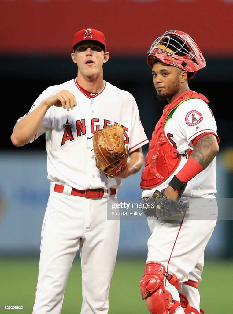 Philadelphia Phillies v Los Angeles Angels of Anaheim