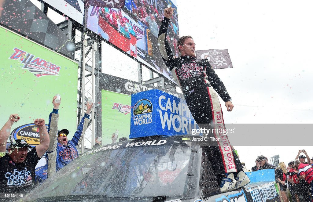 NASCAR Camping World Truck Series Fred's 250 Powered by Coca-Cola