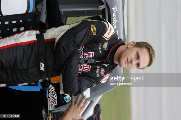 Parker Kligerman Food Country USA / Lopez Wealth Management/Tide Pods Toyota Tundra during qualifying for the Freds 250 Camping World Truck Series...