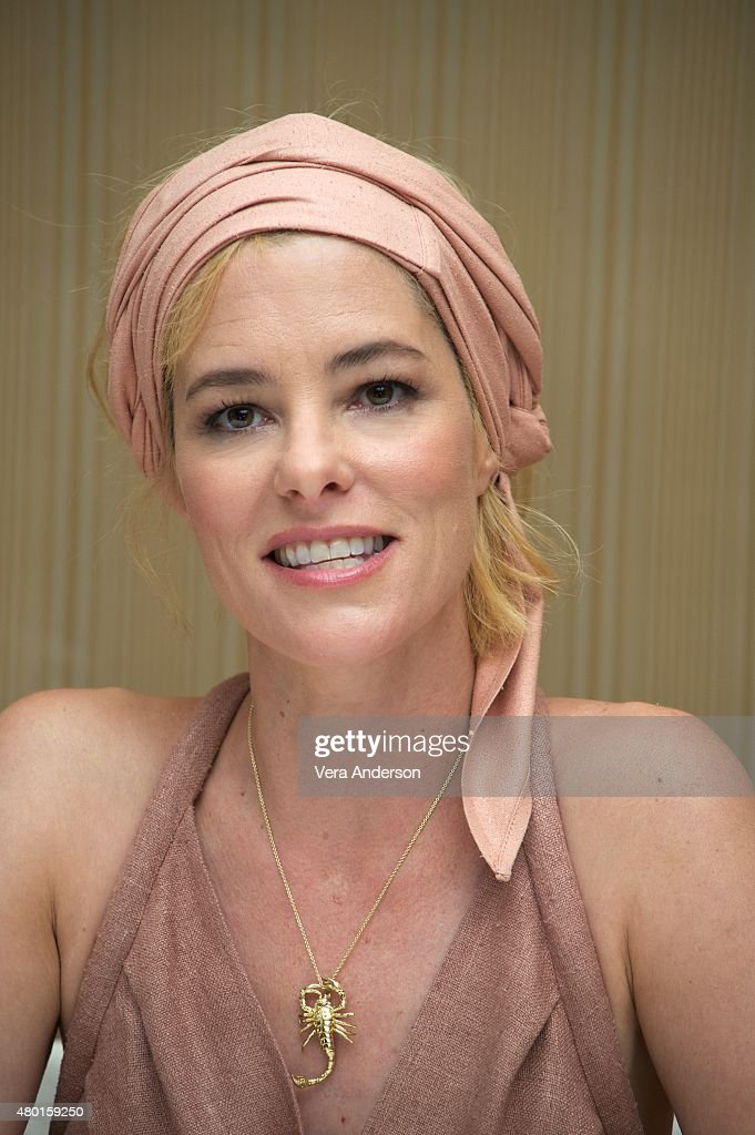 """Irrational Man"" Press Conference : News Photo"
