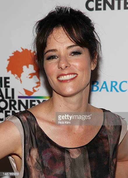Parker Posey attends 3rd Annual Oasis Benefit for Ali Forney Center at Bowery Hotel Terrace on July 19 2012 in New York City