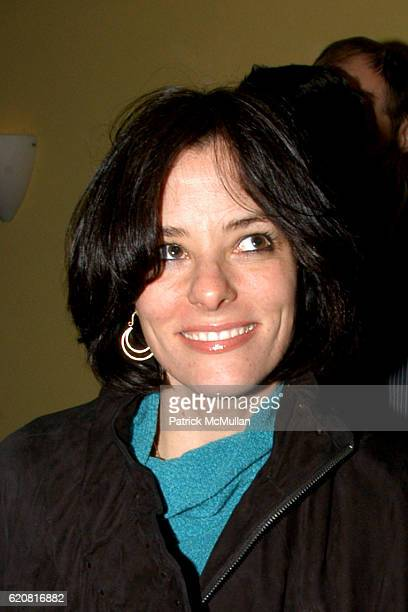 Parker Posey attends Opening night performance of THE SEAGULL and after party at OffBroadway's Classic Stage Company and Pangea on March 13 2008 in...