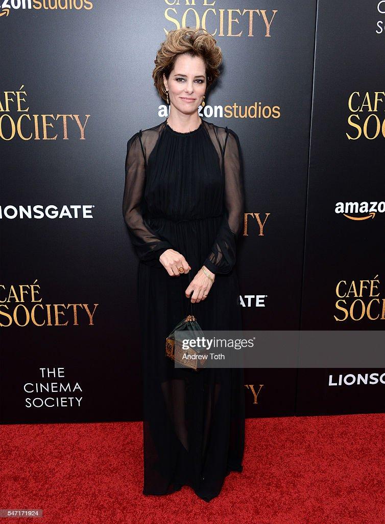 "Cinema Society Screening Of ""Cafe Society"""