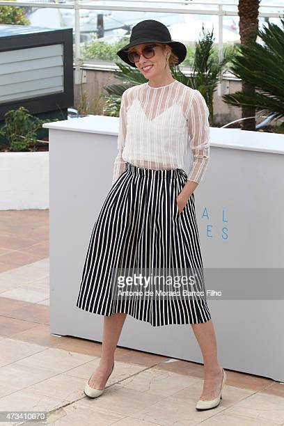 """Parker Posey attends the """"Irrational Man"""" photocall during the 68th annual Cannes Film Festival on May 15, 2015 in Cannes, France."""