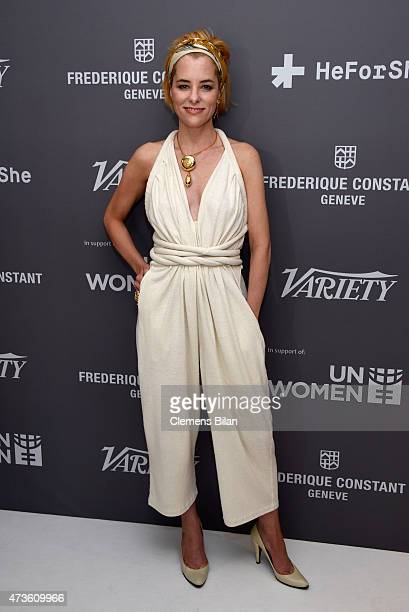 Parker Posey attends the Variety Celebration of UN Women at Radisson Blu on May 16 2015 in Cannes France