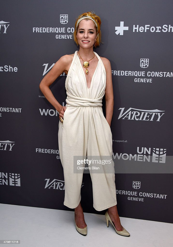 Variety Celebrates UN Women At The 68th Cannes Film Festival : News Photo