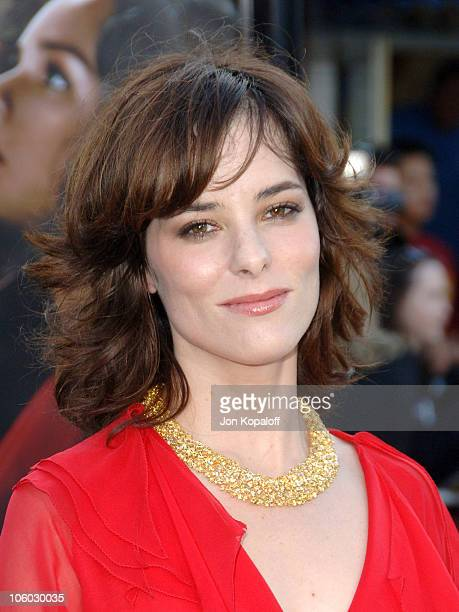 "Parker Posey during ""Superman Returns"" Los Angeles Premiere - Arrivals at Mann Village and Bruin Theaters in Westwood, California, United States."