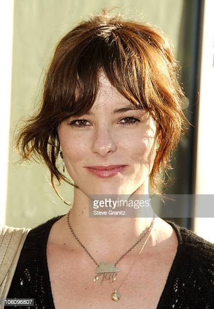 Parker Posey during 'The Lake House' Premiere Arrivals at Cineramadome in Los Angeles California United States