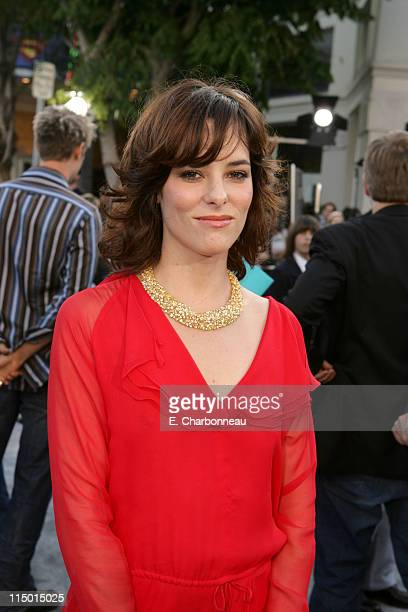 "Parker Posey during Warner Bros. World Premiere of ""Superman Returns"" at Village and Bruin Theatre in Westwood, California, United States."