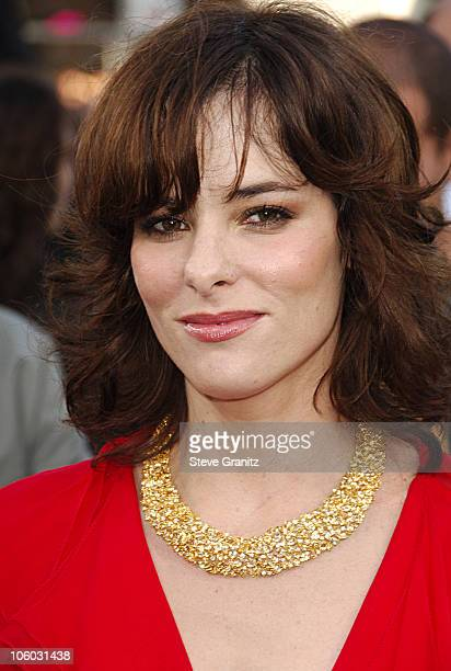 "Parker Posey during World Premiere of ""Superman Returns"" - Arrivals at Mann's Village and Bruin Theaters in Westwood, California, United States."