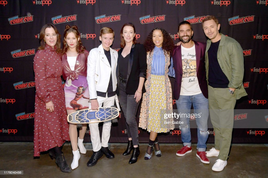 New York Comic Con 2019 - Day 3 : News Photo