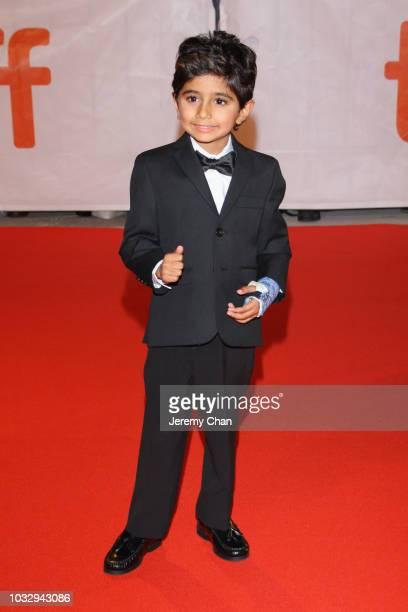 Parker Sevak attends the The Kindergarten Teacher premiere during 2018 Toronto International Film Festival at Roy Thomson Hall on September 13 2018...
