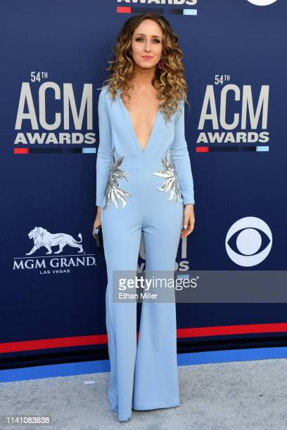Parker Welling attends the 54th Academy Of Country Music Awards at MGM Grand Hotel Casino on April 07 2019 in Las Vegas Nevada